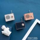 生日禮物藍牙音箱 藍芽音箱無線迷你手機通用重低音炮便攜式戶外小鋼炮隨身可愛創意個性 poly