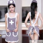 性感護士制服誘惑情趣內衣套裝女騷真人低胸領睡衣裙游戲角色扮演