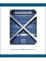 二手書博民逛書店 《Mandatory Package: Calculus: Concepts and Connections》 R2Y ISBN:0071112014│RobertT.Smith