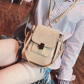 雙肩包女新款潮韓版百搭斜挎包女學生休閒旅行迷你多用小背包 居享優品
