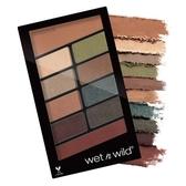 wet n wild幻彩10色眼彩盤-完美邂逅 8.5g