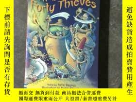 二手書博民逛書店Ali罕見Baba and the Forty Thieves(32開繪本)Y22213 SusannaDav