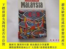 二手書博民逛書店INSIGHT罕見GUIDES:MALAYSIA【803】Y10