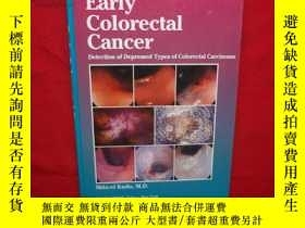 二手書博民逛書店Early罕見Colorectal Cancer Detecti