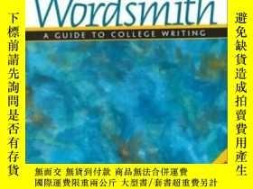 二手書博民逛書店Wordsmith:罕見A Guide To College W