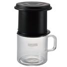 金時代書香咖啡 HARIO V60免濾紙咖啡獨享杯 CFO-1B