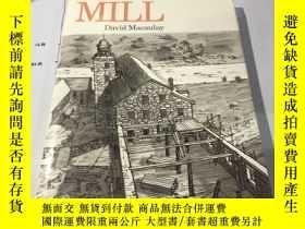 二手書博民逛書店英文原版:Mill Macaulay,罕見DavidY18297
