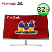 【ViewSonic 優派】32吋VA曲面螢幕(VX3216-SCMH) 【加碼送HDMI線】