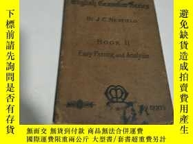 二手書博民逛書店EASY罕見PARSING AND ANALYSIS:BOOK