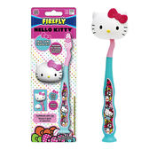 《美國進口 FIREFLY》Hello Kitty單入兒童牙刷+造型刷蓋