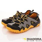 DIADORA-全方位戶外鞋款-DA7AMO5358-黑黃-男段-(預)