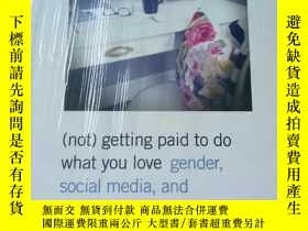 二手書博民逛書店(not)罕見getting paid to do what y