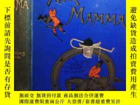 二手書博民逛書店ASK罕見MAMMA 插圖版Y282050 LONDON LON