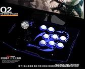 【快出】遊戲搖桿RS款無延遲電腦街機遊戲搖桿三和9798USB格鬥控制器手柄宙斯盾