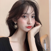 (兩對裝)高級感耳墜耳環2020新款潮韓國氣質網紅長款誇張耳釘女時尚耳飾品 韓慕精品