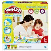 《Play-Doh 培樂多黏土》數字學習遊戲組←補充包 黏土 美勞用品 故事機 廣告商品