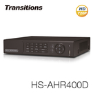 全視線 HS-AHR400D 4路 H.264 720P HDMI 台灣製造 監視監控錄影主機【速霸科技館】