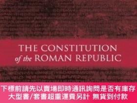 二手書博民逛書店The罕見Constitution Of The Roman RepublicY464532 Andrew L