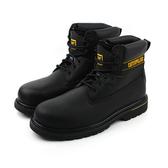 CAT 鋼頭鞋 靴子 黑色 男鞋 CA708026 no168