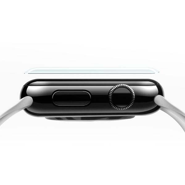 GOR 熱彎曲 PET 膜 Apple Watch Series 5 4 熱彎曲PET膜 保護貼 防刮 保護膜 3D曲面 滿版 觸控靈敏