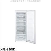格力【XFL-230JD】198公升直立式冷凍櫃(無安裝)