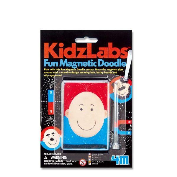 【4M】 磁力塗鴉Fun Magnetic Doodle 00-03317
