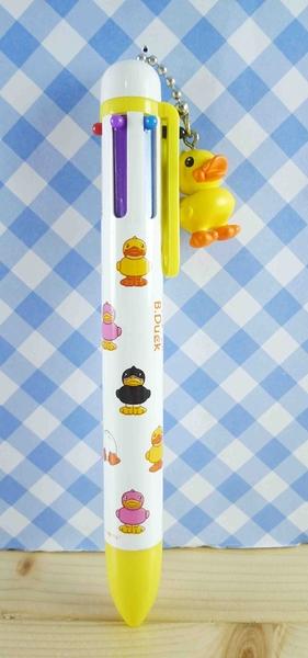 【震撼精品百貨】B.Duck_黃色小鴨~多色筆