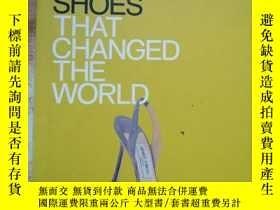 二手書博民逛書店fifty罕見shoes that changed the worldY254800 外文出版社