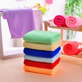 素面吸水毛巾(70x140) 素色 吸水 柔軟 萬用 【K026-1】慢思行