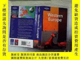 二手書博民逛書店Western罕見Europe 西歐Y203004