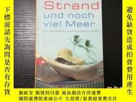 二手書博民逛書店英文書:罕見《SOnne Strand Und noch vie
