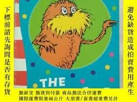 二手書博民逛書店THE罕見LORAX(老雷斯的故事)英文原版 32開精裝Y351358 Dr.Seuss Nursery Dr