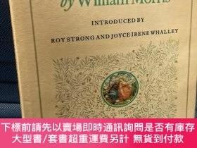 二手書博民逛書店A罕見Book of Verse(威廉·莫裏斯《詩集》,迷人的設計,精裝,帶護封,1982年