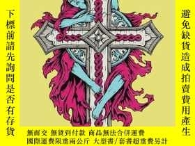 二手書博民逛書店Tattoo罕見Coloring Book: Design Coloring (Volume 1)Y36044