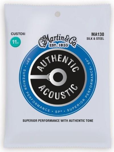 Martin MA130 銀弦 11.5- 47木吉他套弦-3包量販組
