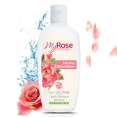保加利亞My rose三合一玫瑰溫和全效卸妝水220ml【1838歐洲保養】
