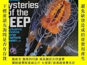 二手書博民逛書店SCIENCE罕見FOR THE CURIOUS Discover 科学杂志 2015年11月 英文版Y424