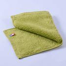 日本製JUN GIRA GIN今治認證+mju-func®妙屋房銀纖維純銀絲線抗菌防臭超輕量閃亮手帕毛巾(開心果綠)