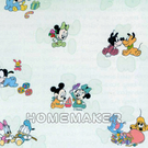 韓國卡通自黏壁紙_HD-DHO11 (買一送一)