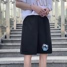 五分褲 短褲男3分休閑五分褲夏季薄款沙灘褲5分褲子2021新款三分運動男褲