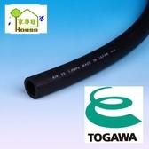 [ 家事達 ]日本TOGAWA -8x13.5mmx100M  空壓管/耐11~55kgf     特價 耐高壓風管 夾紗管 空壓管