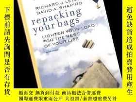 二手書博民逛書店REPACKING罕見YOUR BAGS【094】Y10970