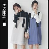 長袖上衣 喇叭袖棉麻T恤【LF60834】