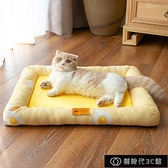 寵物冰墊 狗窩四季通用夏天涼窩狗狗墊子用品貓咪冰窩小型犬泰迪寵物床耐咬
