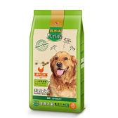 寶多福美食犬餐雞肉口味袋15kg【愛買】