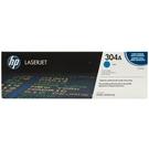 CC531A HP藍色原廠碳粉匣304A, 適用HP CP2020/CP2025N/CP2025DN/CM2320 , 2800P