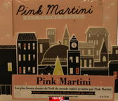 【停看聽音響唱片】【CD】 粉紅馬丁 PINK MARTINI: JOY TO THE WORLD