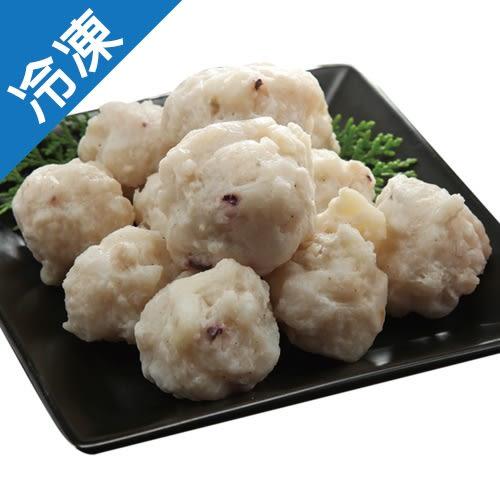 澎湖花枝丸300G+-5%/盒【愛買冷凍】