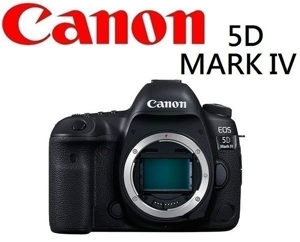 [EYEDC] CANON 5D MARK IV BODY 單機身 5D4 公司貨 (分12期)
