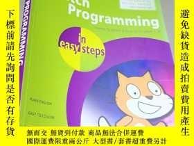 二手書博民逛書店Scratch罕見Programming in Easy StepsY255208